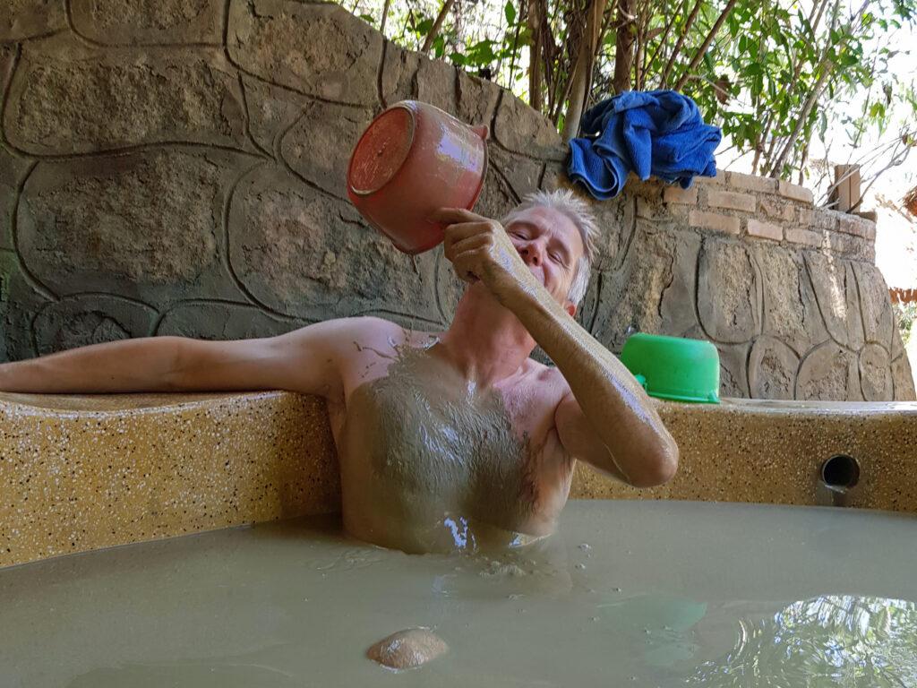 Tam Bun Thap Ba Mud Bath