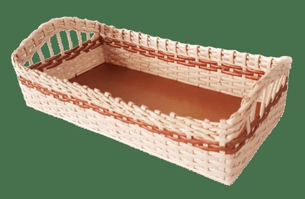 Serving Tray Storage Organizer