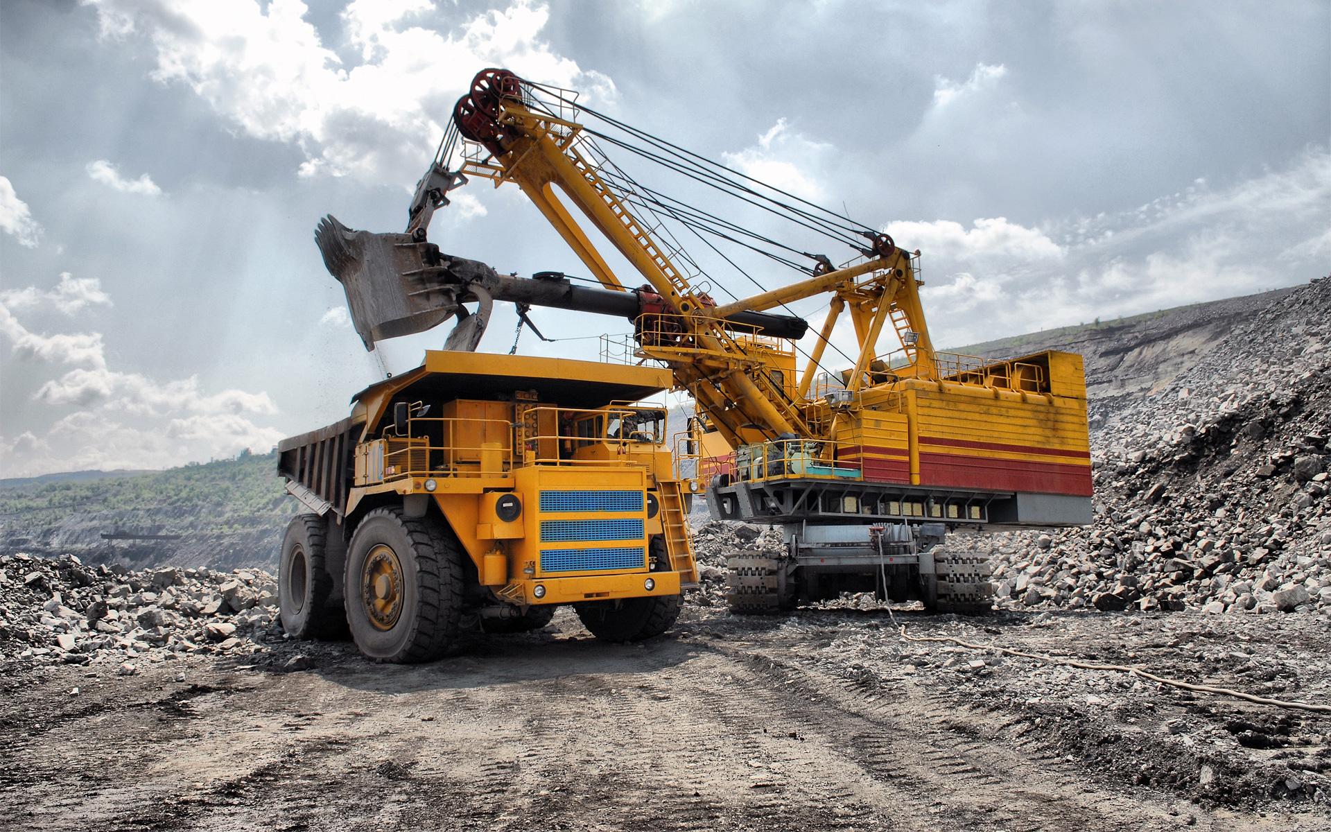 Mining industry 2
