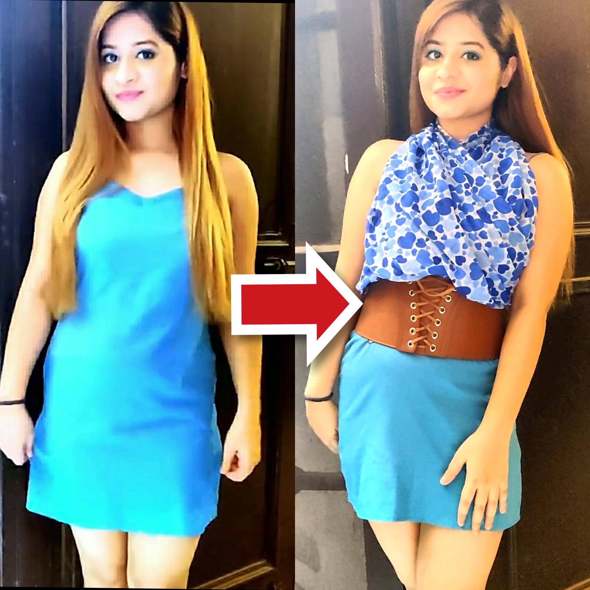 Transform Basic Slip Dress