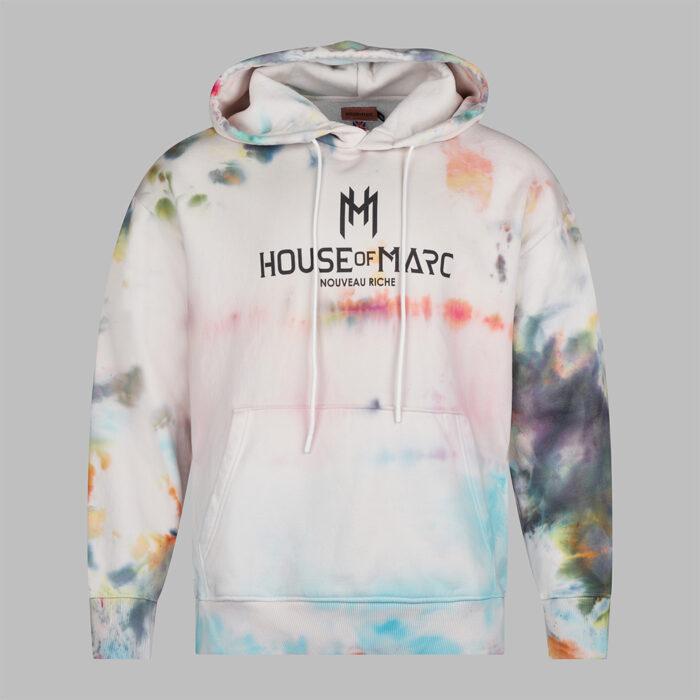 H.O.M Tie Dye Hoodie