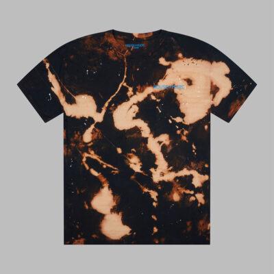 House Of Marc bleached paint splatter t-shirt