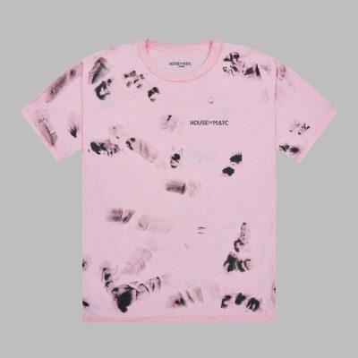 House Of Marc paint splatter t-shirt