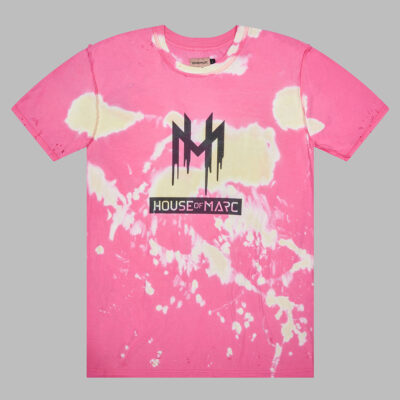House Of Marc drip distressed t-shirt