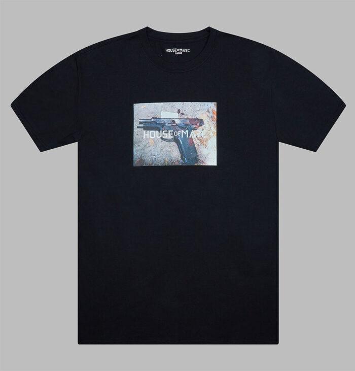 House Of Marc Gun t-shirt