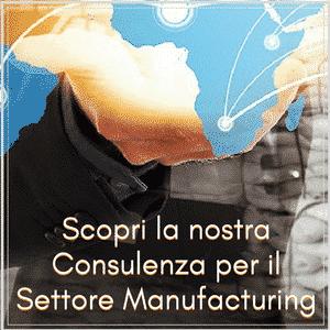 Consulenza MuM per il settore manifatturiero
