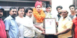 arvind bhardwaj thanadhikari