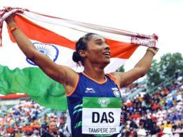 गोल्डन गर्ल की गोल्डन जीत से महका भारत