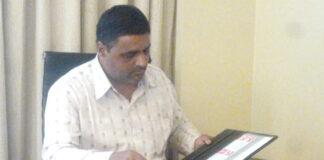 Brijeshwar Lal Vyas