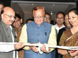 Cabinet Minister in Rajasthan State- Dr. B. D. Kalla