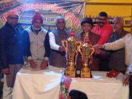 Pushkarna Champions Cup 2020 cricket