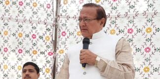 Cabinet Minister Dr. B. D. Kalla extended heartfelt wishes to the people of Maha Shivaratri
