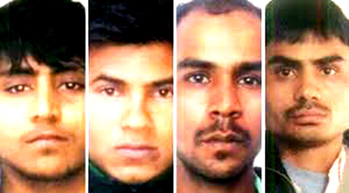 Nirbhaya gang rape convicts end, hangs all four