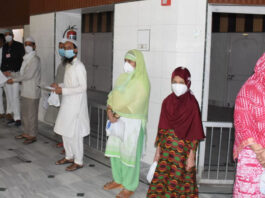 7 people discharged from quarantine center-2