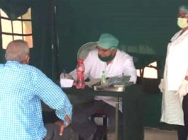 Treatment of ex-servicemen continues in Bikaner ECHS