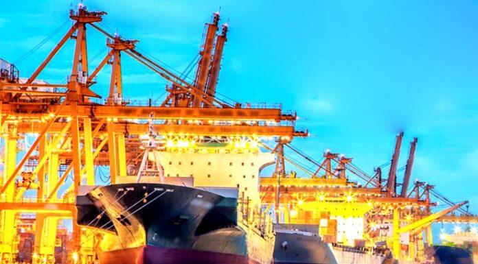 Moondora Port and Nava Seva Port.