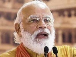 Narendra Modi ahead of Atal Bihari
