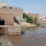 People upset due to dirty water stored in Sujandesar