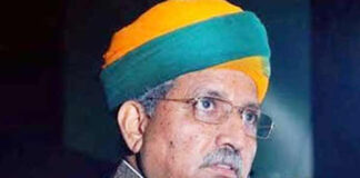 Union Minister Arjunram Meghwal expressed anger over the murder of businessman Giriraj Aggarwal