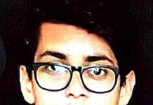 Khemvendra Singh Bithu topped in B.A. Honors (History)