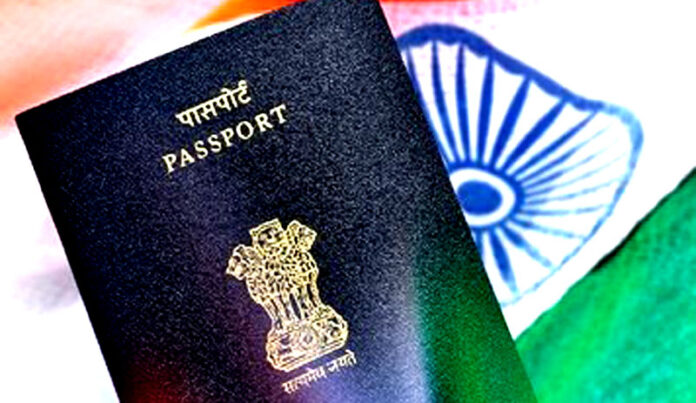 Violation of Visa rules prepared by crooked documents