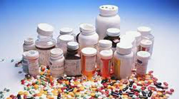 Two accused caught for illegal trade of intoxicating pills