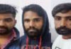 Three youths arrested with 40 kg illegal doda postat