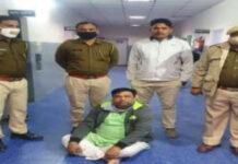 Arrested for cheating millions of rupees in the name of getting a vehicle