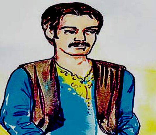 बड़ा कवि Great poet