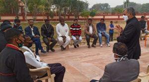 नालबड़ी को 'आदर्श गांव' के रूप में करेंगे विकसित-कुलपति