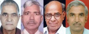 सरल विशारद, डॉ. मदन सैनी, अशोक माथुर, बाबूसिंह को अभय सम्मान