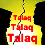 Refused to keep wife together by saying Talaq three times
