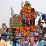 Dr. Bhimrao Ambedkar paid homage to the birth anniversary