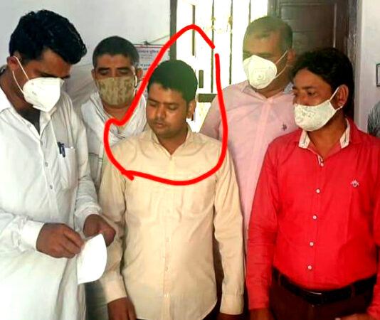 ACB arrested Patwari, demanded a bribe of 5 thousand rupees in lieu of filling the mutation mutation