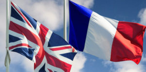 Brexit France Opinion UK Flags