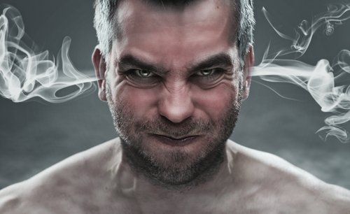 Anger and the Four Modes of Experiencing