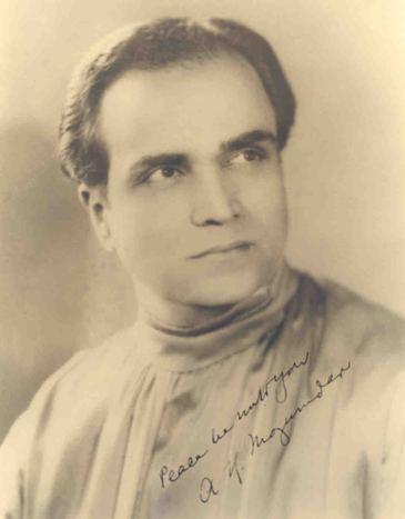 A. K. Mozumdar