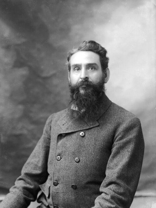 GEORGE WHARTON JAMES