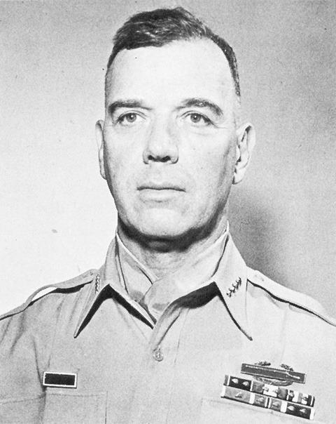James K. Van Fleet