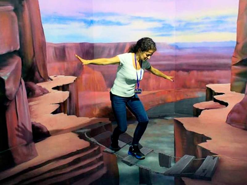 museo ilusiones de Barcelona
