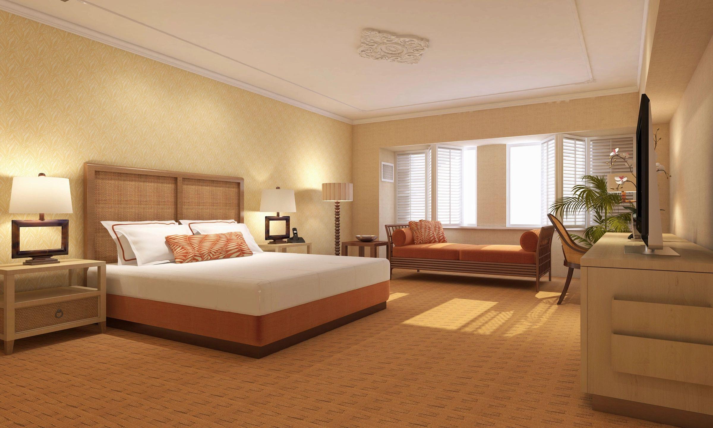 habitación superior hotel