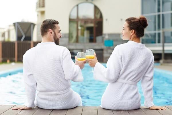Los mejores spa para parejas