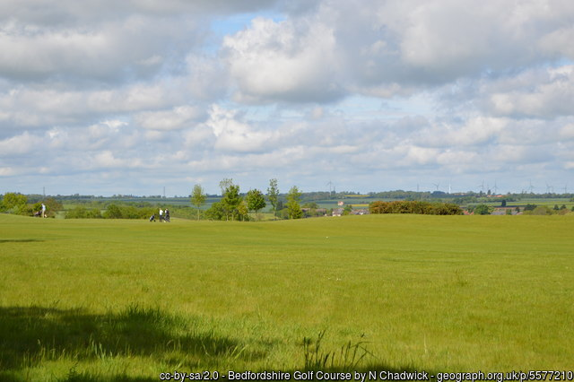 Bedfordshire Golf Course