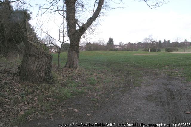 Beeston Fields Golf Course