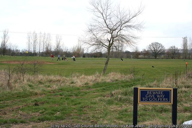 Belton Park Golf Course
