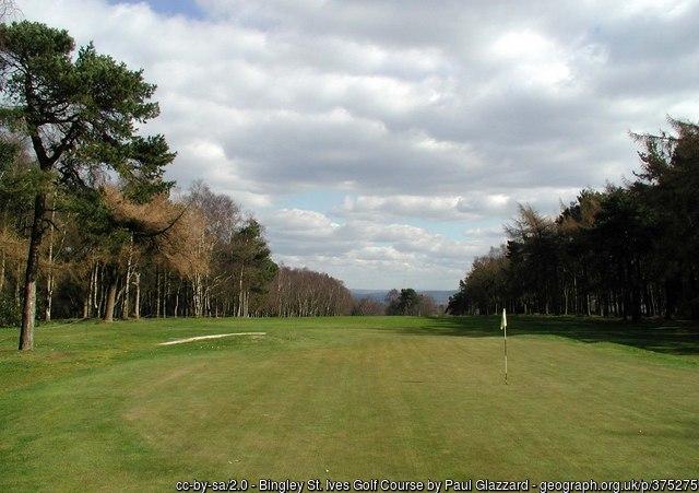 Bingley St Ives Golf Club Ltd