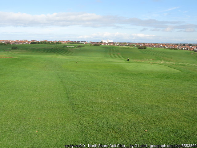 Blackpool North Shore Golf Course