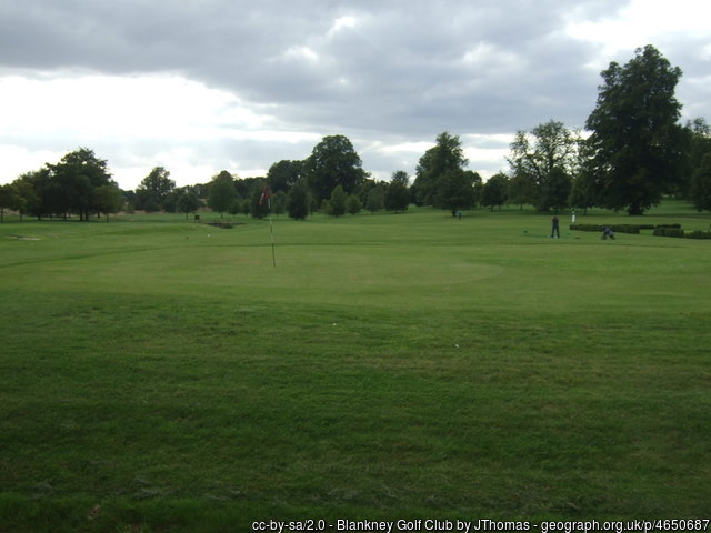 Blankney Golf Course