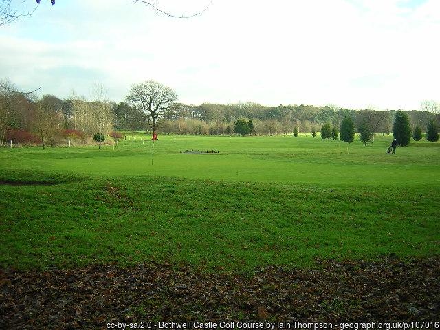 Bothwell Castle Golf Course
