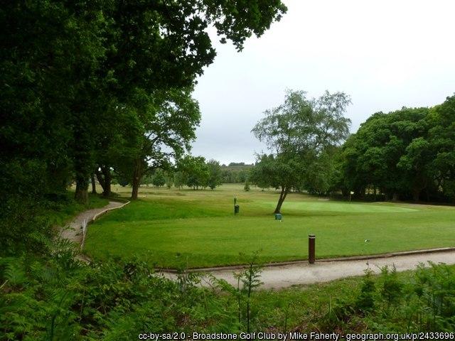 Broadstone Dorset Golf Course